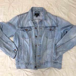 Forever 21 men's sized denim jacket